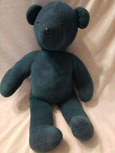Vintage North American Bear Co Emerald Green Collectible Plush 1979!