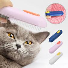 Pet Hair Remover Lint Brush Dog & Cat Deshedding Comb Sofa Clothes Fur Remover