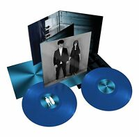 U2 Songs of Experience - 2LP / Translucent Cyan Blue Vinyl + Download Card