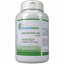 Mexican Wild Yam (240 Kapseln) - von Tausendkraut
