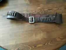 Western Gun Belt and holster, Antique, South America, unique