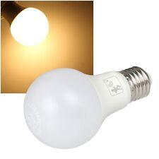 Lámpara LED E27 Blanco Cálido EEK : A/A + con Sensor Movimiento Glüh-lampe-birne