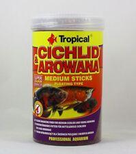 Cichlid & Arowana Medium Sticks Tropical 1000ml Coloured Food 12,99 €/ L