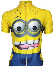 Olorun Despicable Kevin Supporters Cycling shirt- Mens S-3Xl