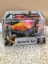 Jurassic World Fallen Kingdom Velociraptor Blue Action Figure Dinosaur 2018