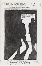 Raymond PETTIBON / Look in Any Dive The Novel of a Love Society Forbids 1st 1990