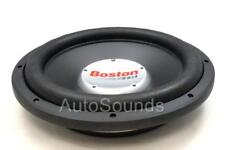 "NEW Boston Acoustics GTR10 10"" Tunable Passive Radiator For Any Subwoofer +3dB"