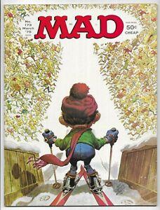 MAD MAGAZINE #173 BRONZE AGE EC SATIRE COMIC BOOK Chinatown movie Kojak TV 1975