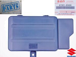 SUZUKI LT450R, LTR450 LTR 450 QUADRACER BATTERY HOLDER COVER BOX LID