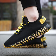 Men's Casual Shoes Athletic Running Walking Tennis Lace Up Sneakers Sports Gym