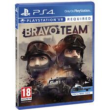 Juego Sony PS4 Bravo Team VR