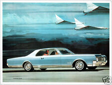 1965 Oldsmobile Starfire Coupe, Refrigerator Magnet, 40 MIL Thick