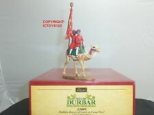 Britains 22009 Delhi Durbar Emblem Bearers of Cutch Mounted on Camel Figure Set2