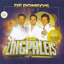 De Romeo's : Live in het Zingpaleis 2011 (CD + DVD)