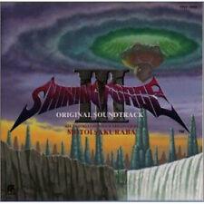 Shining Force Music Soundtrack CD Japanese  Game  Shining Force 3