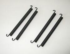 (x4) Wolseley 4/44 4/50 444 450 molle dei freni anteriori Scarpa (1948 - 56)