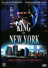 King Of New York - Christopher Walken, Steve Buscemi, Wesley Snipes, David Carus