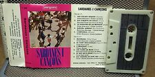 SARDANES I CANCONS cassette tape Spanish folk-music 1976 Orfeo Gracienc