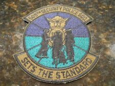 U.S.A.F  509th Security Police Squadron Pocket Patch. (OBSOLETE)