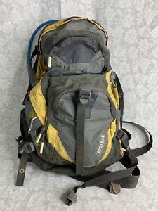 Camelbak Fourteener 3L Hydration Backpack Yellow Grey Hiking Bag Trail (C4)