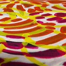 """ABORIGINAL ART PAINTING by JEANNIE (PITJARA) PETYARRE  """"BUSH YAM FLOWERS"""" Huge"""