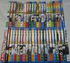 UPS 3-7 Days to USA Katekyo Hitman REBORN Vol.1-42+Official 2 Set Japanese Manga