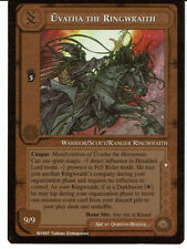 MIDDLE EARTH THE THE LIDLESS EYE RARE CARD UVATHA THE RINGWRAITH, grade 9/10