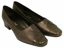 Van Dal 100% Leather Low (0.5-1.5 in.) Women's Heels