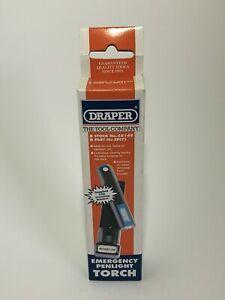 Draper Emergency Penlight Torch