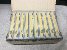 Panasonic Aj-P126Lp Dvcpro (126 Minute Video Cassettes) - Case Of 10