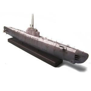 1:200 3D Paper Model Germany U-2536 U-boot U-boat Type XXI Submarine Puzzle Gift