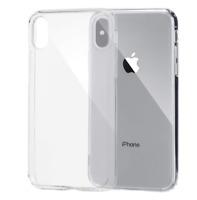 iPhone 6 6S 7 8 X PLUS Case Silicone Clear Transparent Slim Gel TPU Rubber