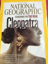 NATIONAL GEOGRAPHIC JULY 2011 CLEOPATRA SEARCHING FOR THE REAL