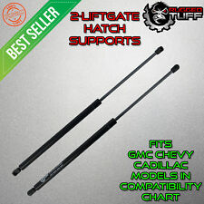 Lift Supports Shocks For Cadillac Chevrolet GMC Liftgate Hatch Gas Springs 2pc