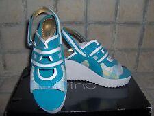 Women Shoes Zinc Pepperdine Turquoize Shoe Size 7.5