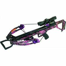 New Carbon Express Covert Tyrant Huntress Crossbow Kit