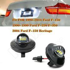 For Ford F150 Ranger Raptor Explorer Full LED License Plate Light Kit 3 SMD NEW