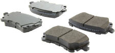 Disc Brake Pad Set Rear Centric 105.10180