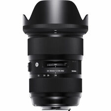 Sigma AF 24-35mm f/2.0 DG HSM Art Lens for Canon *Genuine Warranty*