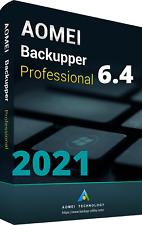 AOMEI®Backupper®Professional®6.4®LicenseKey
