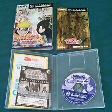 1x Naruto Gekitou Ninja Taisen 4 JAPAN JAP GameCube GC