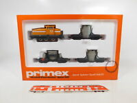 CA862-2# Primex/Märklin H0/AC 2704 Stahlwerks-Zug, NEUW+OVP (ungeöffnet)
