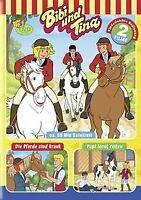 Bibi und Tina - Papi lernt reiten / Die Pferde sind krank... | DVD | Zustand gut