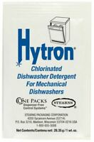 84 Packs Of Hytron Chlorinated Dishwasher Detergent - (84) 1 wt. oz. Packets