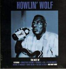 Howlin' Wolf BEST OF 140g 16 ESSENTIAL SONGS Collection BLUES MUSIC New Vinyl LP