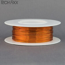 Magnet Wire 26 Gauge AWG Enameled Copper 158 Feet Coil Winding and Crafts 200C