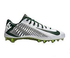 New Mens 14 NIKE Vapor Carbon ELT 2014 TD Jets Green Cleats Shoes$160 631425-130