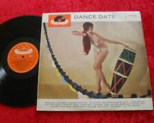 LP Dance Date (Maurice Andre, Billy's Sax, The Play Boys u.a.) 1961