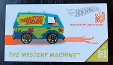New Hot Wheels id The Mystery Machine