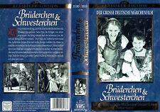 (VHS) Brüderchen & Schwesterchen - Märchen Klassiker (Deutschland 1953)